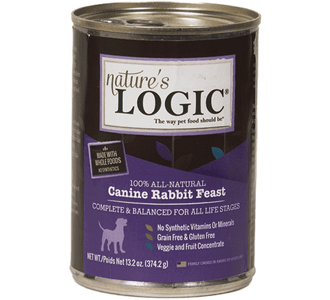 Nature's Logic Canned Food, Case - SitStay - 5