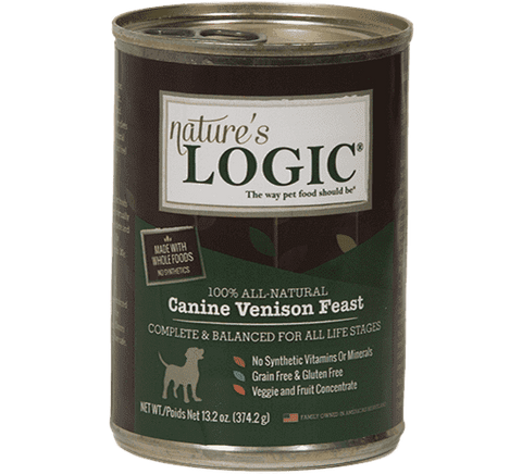 Nature's Logic Canned Food, Case - SitStay - 8