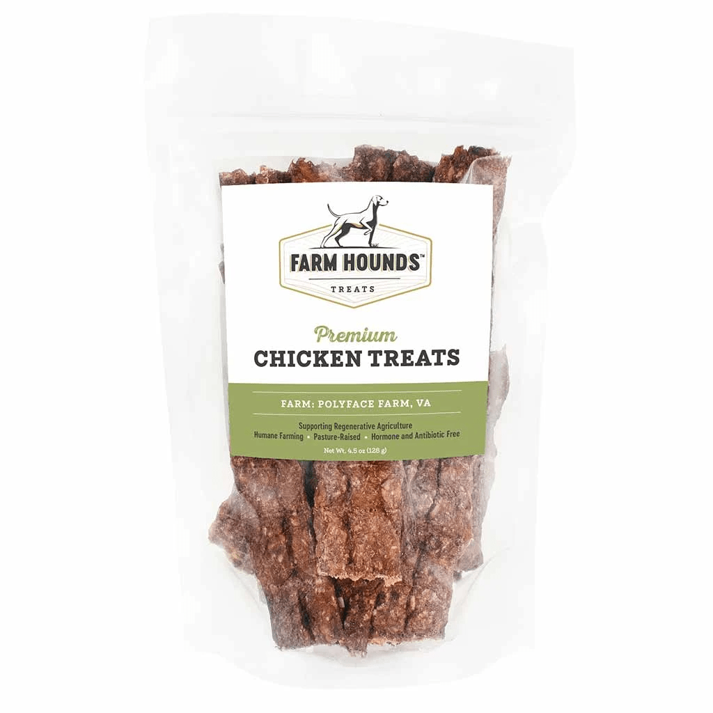 farm hounds chicken treats front