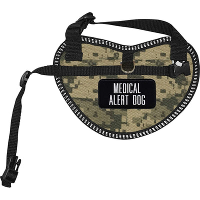 """Medical Alert Dog"" Dog Harness Vest for small dogs - SitStay"