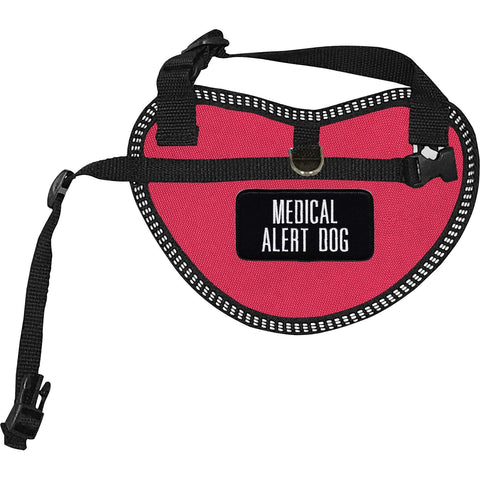 """Medical Alert Dog"" Dog Harness Vest for small dogs"