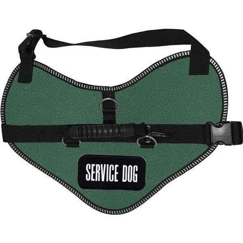 Wiredog - Classic Harness Vest with Service Dog Patches