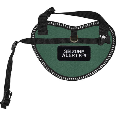 """Seizure Alert K-9"" Dog Harness Vest for small dogs - SitStay"
