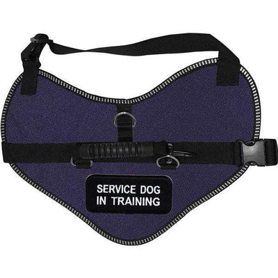 """Service Dog In Training"" Classic Dog Harness Vest - SitStay"