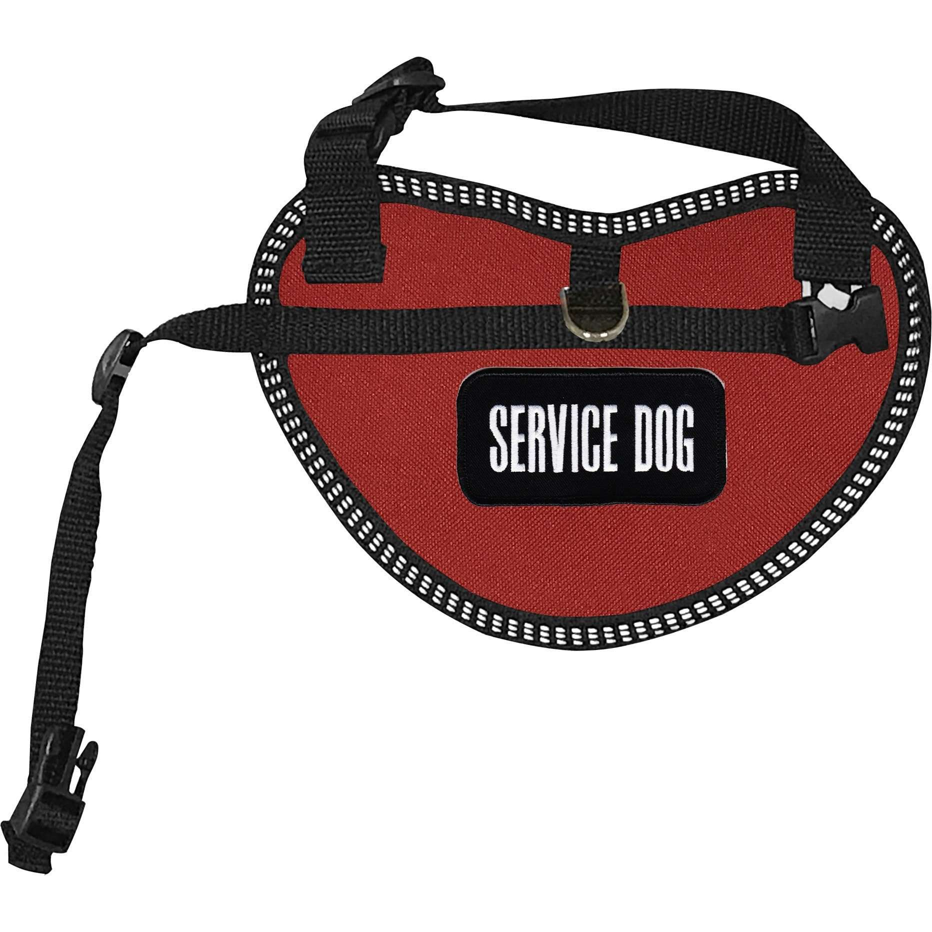 """Service Dog"" Dog Harness Vest for small dogs - SitStay"
