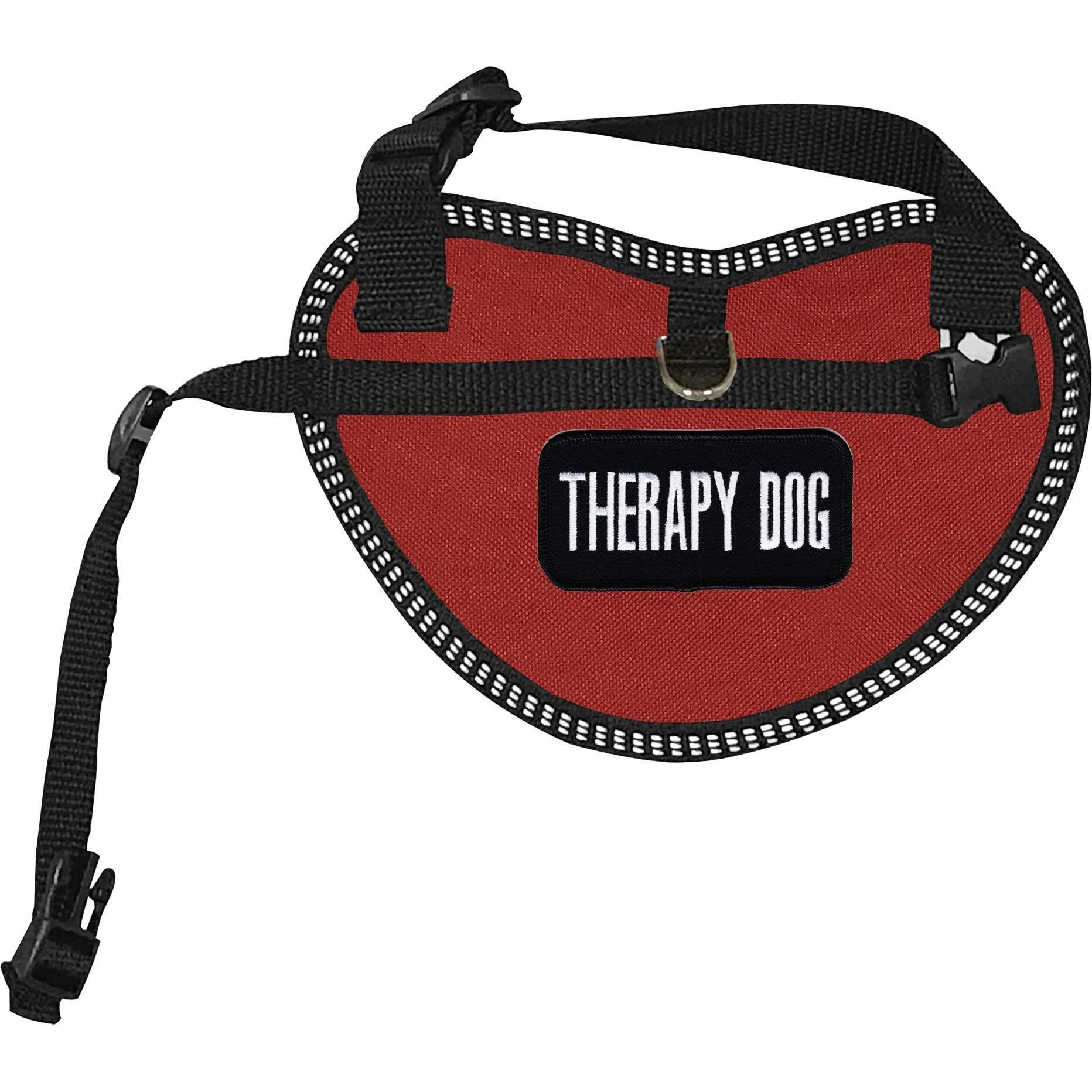 """Therapy Dog"" Dog Harness Vest for small dogs - SitStay"