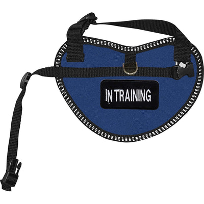 """In Training"" Dog Harness Vest for small dogs - SitStay"