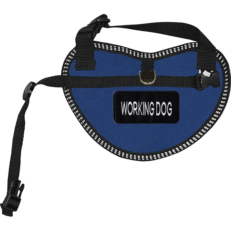 """Working Dog"" Dog Harness Vest for small dogs - SitStay"