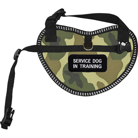 """Service Dog In Training"" Dog Harness Vest for small dogs"