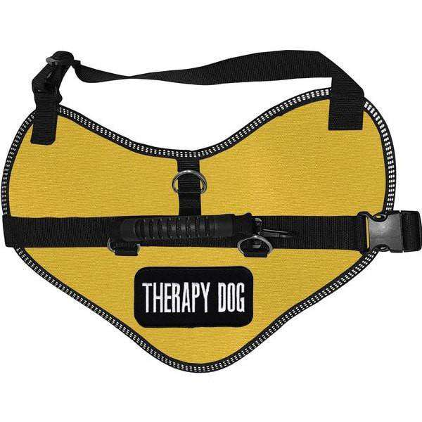 Quot Therapy Dog Quot Classic Dog Harness Vest Sitstay