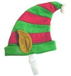 Outward Hound Kyjen - Holiday Elf Hat with Ears