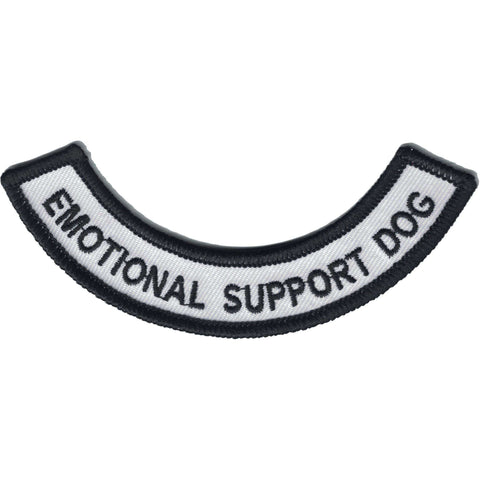 Patch, Emotional Support Dog - SitStay