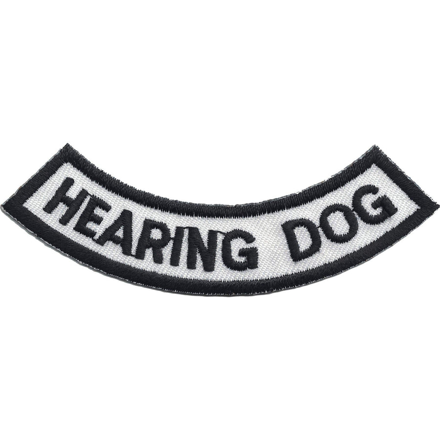 Patch, Hearing Dog - SitStay