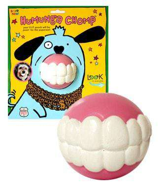 Humunga Chomp Fetch Toy by Moody Pet