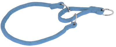 DOGLine Comfort Microfiber Round Martingale Collar - SitStay - 3