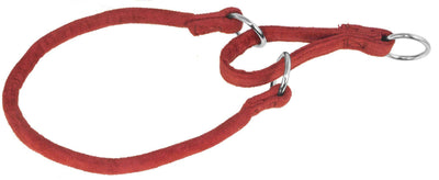DOGLine Comfort Microfiber Round Martingale Collar - SitStay - 4