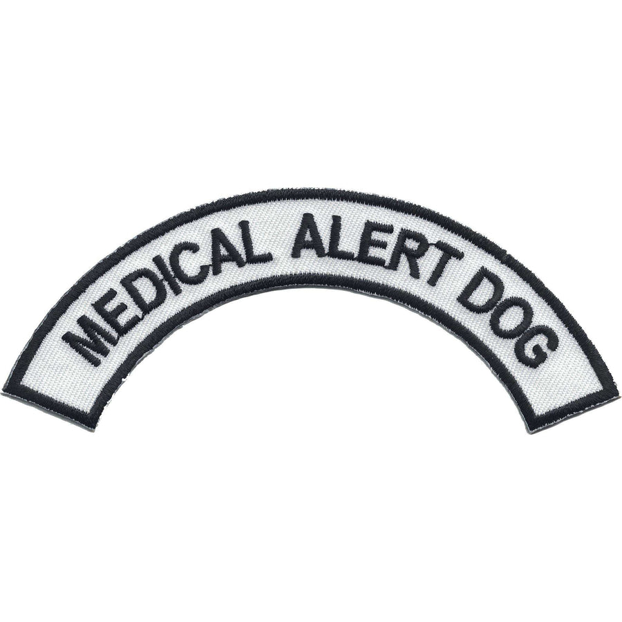 Patch, Medical Alert Dog