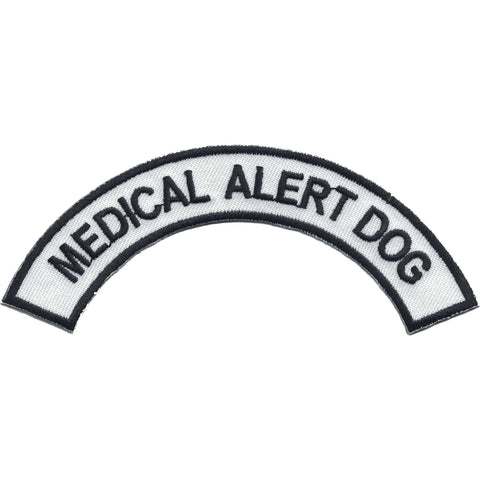 Patch, Medical Alert Dog - SitStay