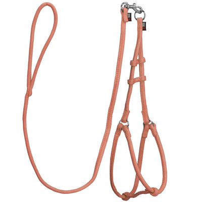 DOGLine Comfort Microfiber Round Step-In Harness - SitStay - 6