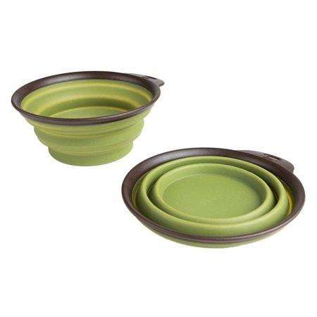 Mighty Mutz - Collapsible Bowl, 12 oz.
