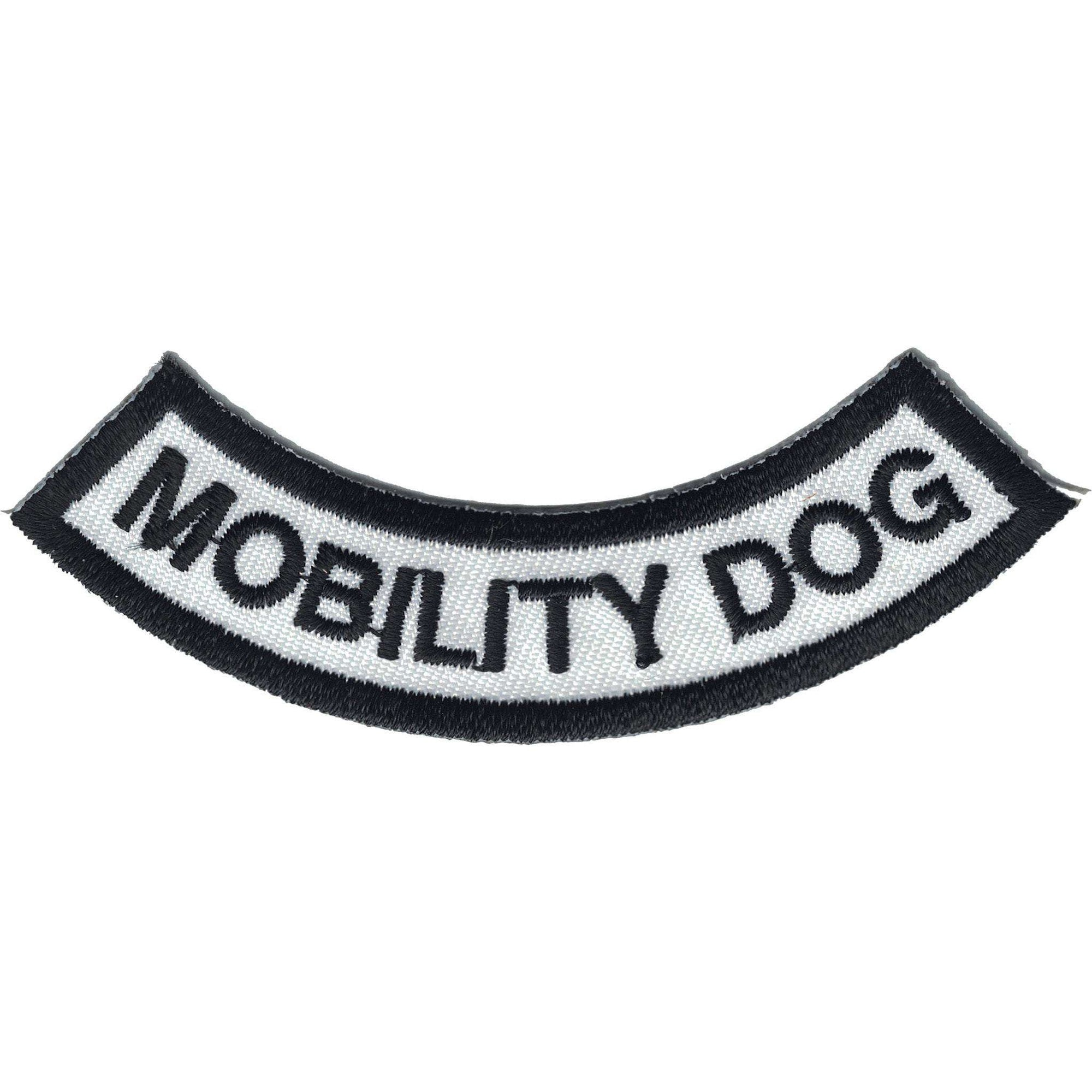 Patch, Mobility Dog - SitStay