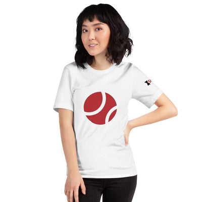 SitStay TRAINER Tennis Ball Short-Sleeve Unisex T-Shirt