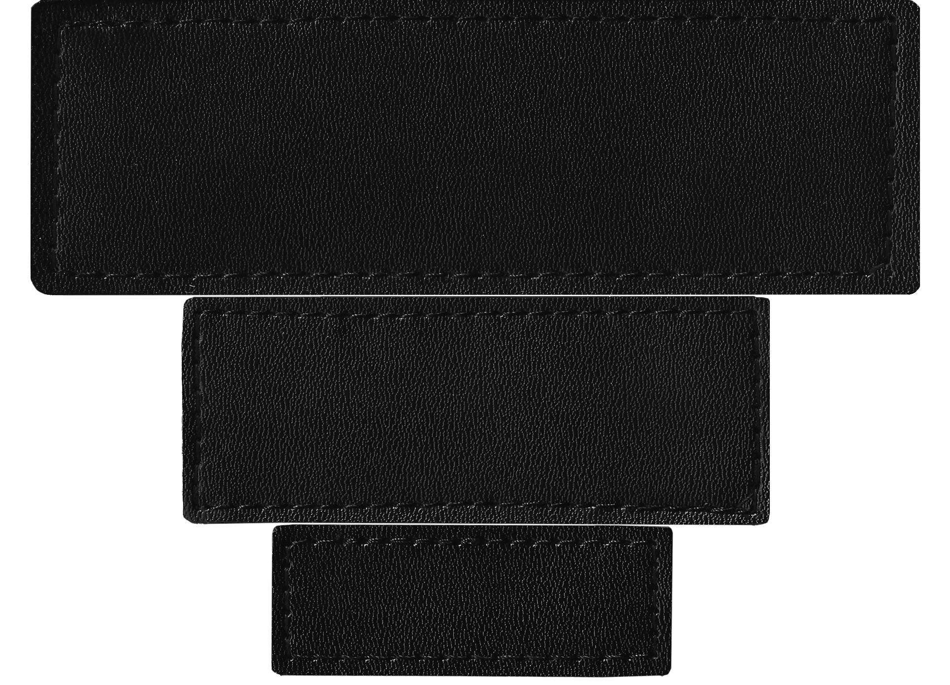 Dogline Velcro Patches Quot Blank Quot 2 Pack