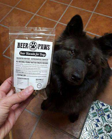 Beer Biscuits Pumpkin Flavor Snack Pack by Beer Paws
