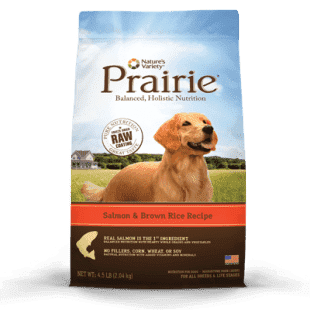 OLD Nature's Variety Prairie, Salmon & Brown Rice, 27 lb - SitStay