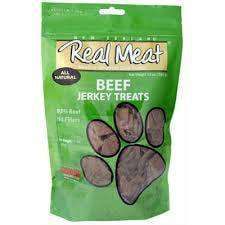 Real Meat Beef Soft Jerky Nibs, 4 oz - SitStay