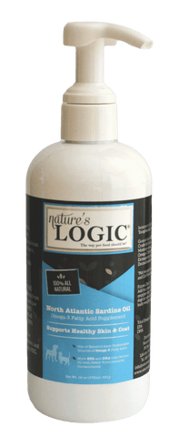 Nature's Logic North Atlantic Sardine Oil - SitStay - 1