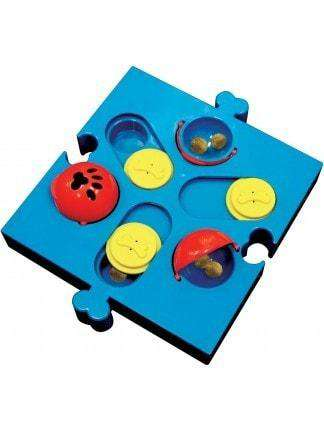 Ethical Pet - Seek-A-Treat Flip 'N Slide Connector Puzzle Toy