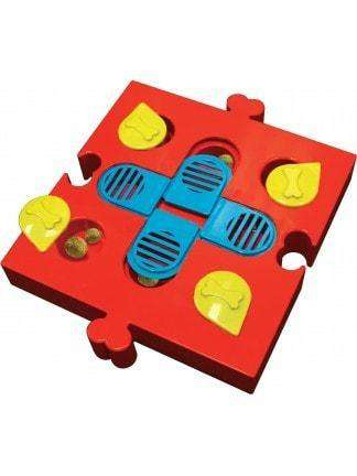 Ethical Pet - Seek-A-Treat Slide 'N Swivel Connector Puzzle Toy
