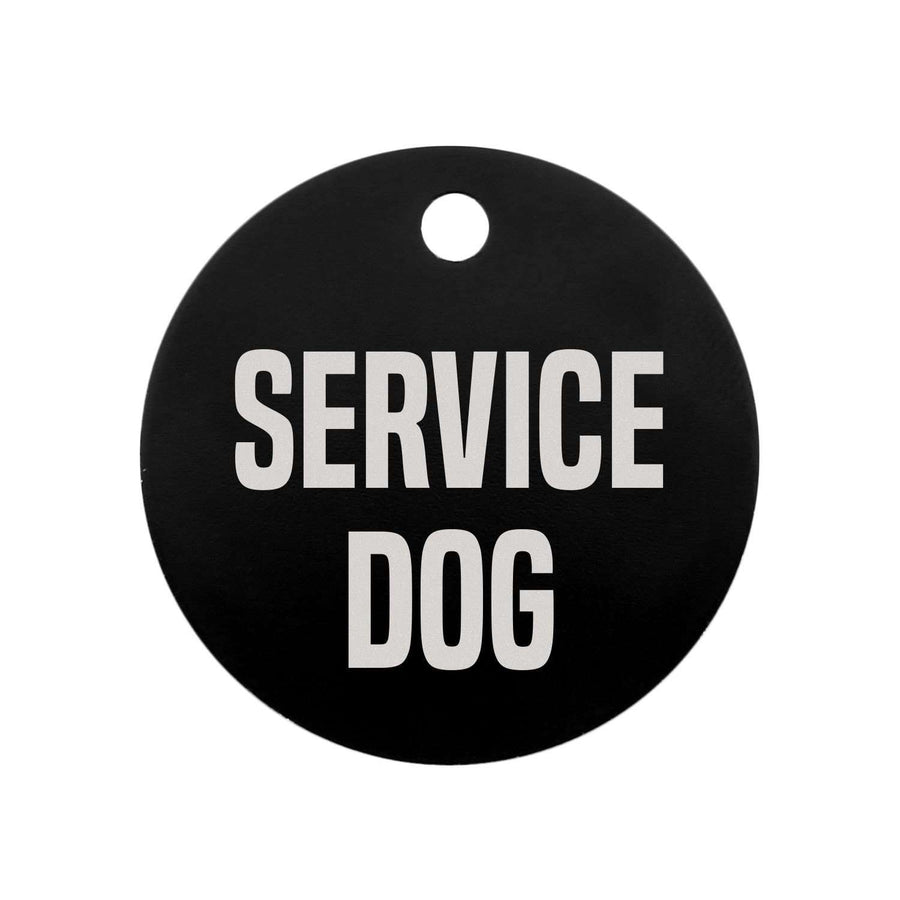 dogIDs Service Dog ID Tag - SitStay