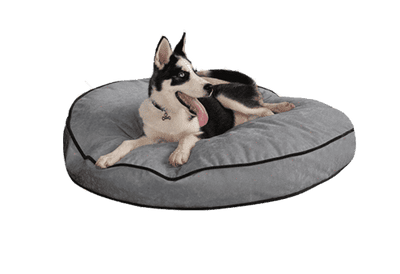 Smart Pup Round Dog Bed by PupIQ