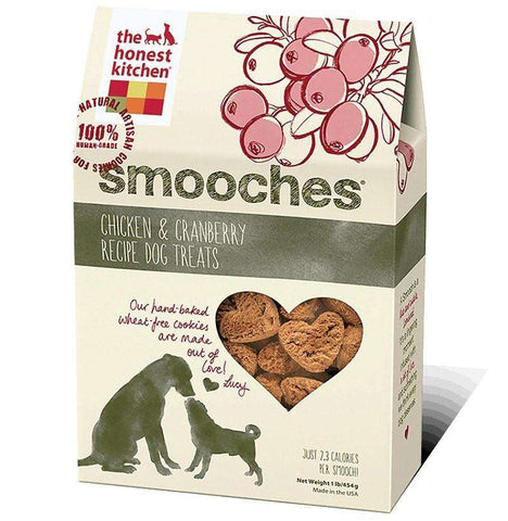 The Honest Kitchen Smooches Cookies - SitStay