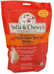 Stella & Chewy's, Super Beef Dinner 5.5 oz - SitStay