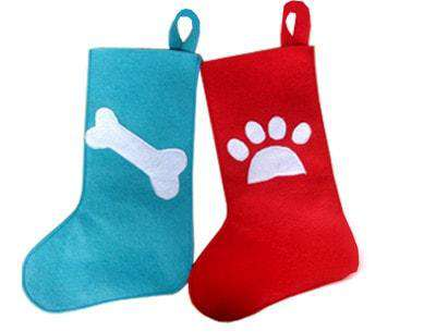 Dog Christmas Stocking - SitStay