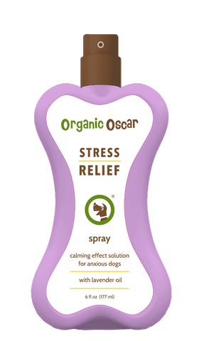 Organic Oscar Stress Relief Spray - SitStay
