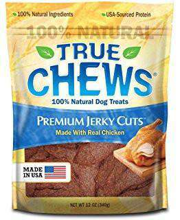True Chews Chicken Jerky Cuts