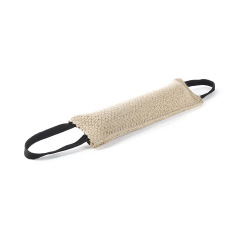 Julius-K9 Jute Tug with Two Handles