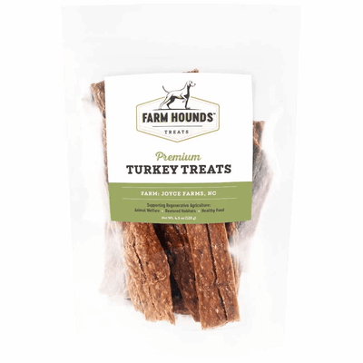 farm hounds turkey treats front