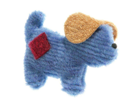 West Paw Design - Puppy Pooch Classic Corduroy Dog Toys - SitStay