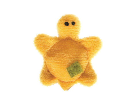 West Paw Design - Tiny Turtle Classic Corduroy Dog Toys
