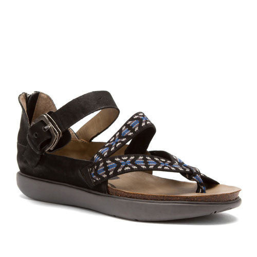 OTBT Women's Morehouse Sandal Black