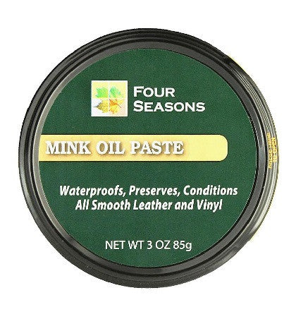 Four Seasons Mink Oil Paste