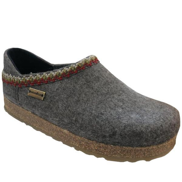 Haflinger Unisex GZH Grizzly Closed Heel Style Clogs