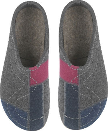Haflinger Puzzle Slippers
