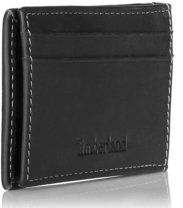 Timberland Men's Hunter Flip-Clip Wallet