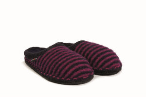 HAFLINGER Cathy Unisex Wool Slippers